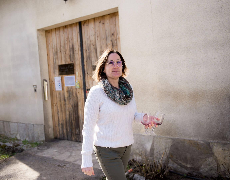 Patricia Delpech Chateau du Cedre